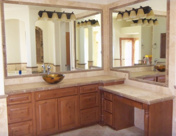 Bathroom remodeling phoenix az kitchen and bathroom for Advantage kitchen cabinets