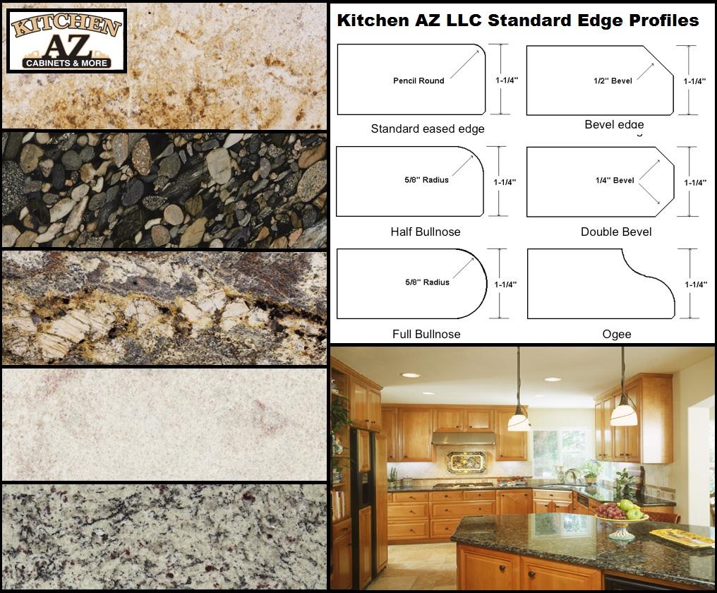 kitchen cabinet colors finishes kitchen remodeling phoenix az Kitchen Cabinets Granit Countertops in Phoenix