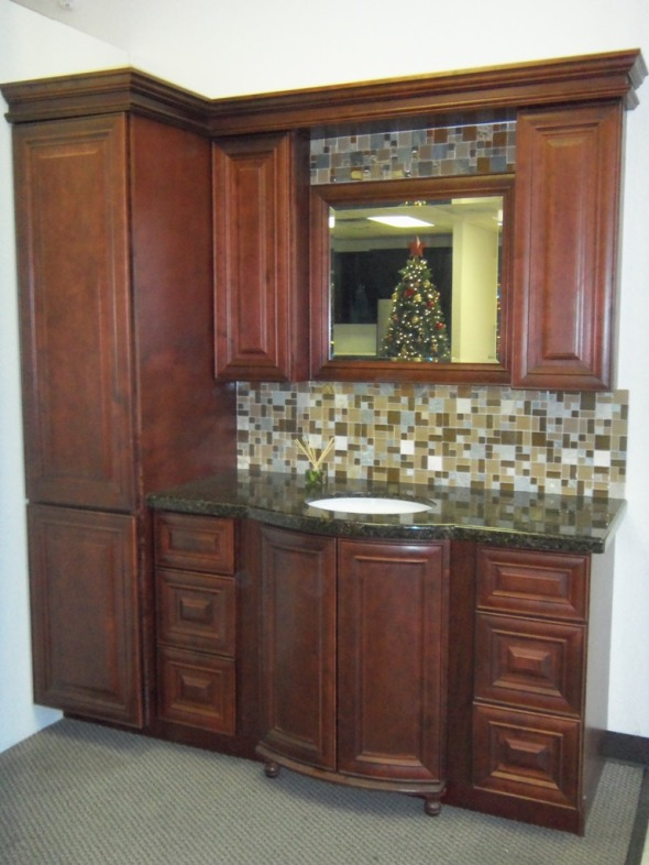 Bathroom remodeling phoenix az kitchen and bathroom for Kitchen cabinets wholesale