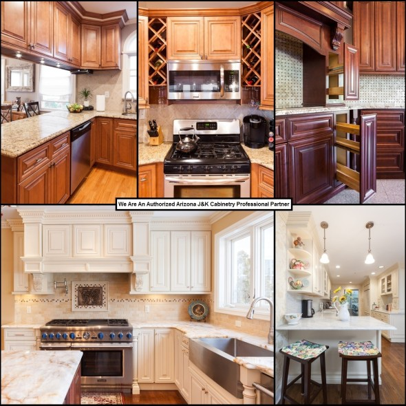Countertops phoenix az kitchen and bathroom remodeling for Kitchen cabinets phoenix