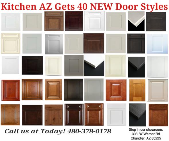 Kitchen AZ Cabinets Chandler New Door Styles
